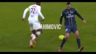فيديو روعة عندما يتبهدل أفضل نجوم كرة القدم 2017