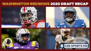 Washington Redskins Draft Recap | 2020 NFL Draft | CBS Sports HQ