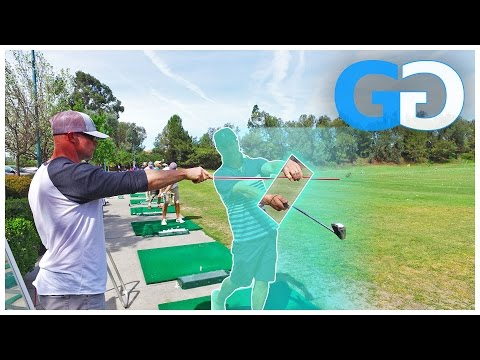 Golf Tips: GET MORE GOLF DISTANCE ON ALL SHOTS part 2
