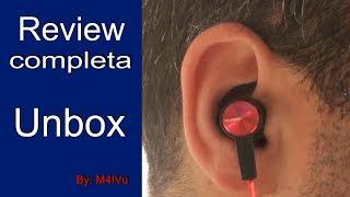 Unbox y Review Completa | Huawei Sport Bluetooth Headphones Lite (español)