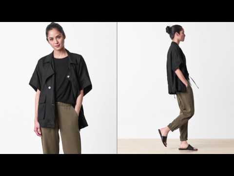 EILEEN FISHER Spring 2017 June Collection