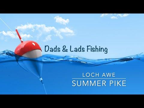 Loch Awe - Summer Pike