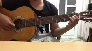 [Tutorial] Intro - The Day You Went Away - M2M - Fingerstyle Guitar Solo