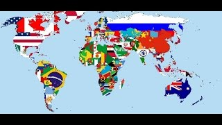 Countries and their national games