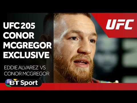 UFC 205 | Conor McGregor exclusive interview