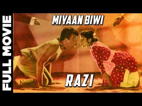 miya-biwi-razi-(1960)-full-movie-|-मियाँ-बीबी-राज़ी-|-mehmood,-manorama