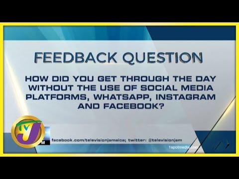 Feedback Question | TVJ News - Oct 4 2021