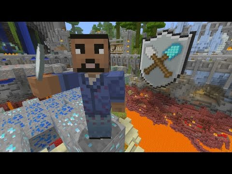 Minecraft Xbox - TUMBLE! VS. 4JStudios w/Stampy, Toycat, Ecko! 4v4J