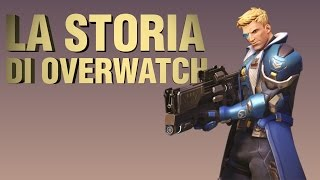 La Storia di Overwatch [Motion Graphic Animation]