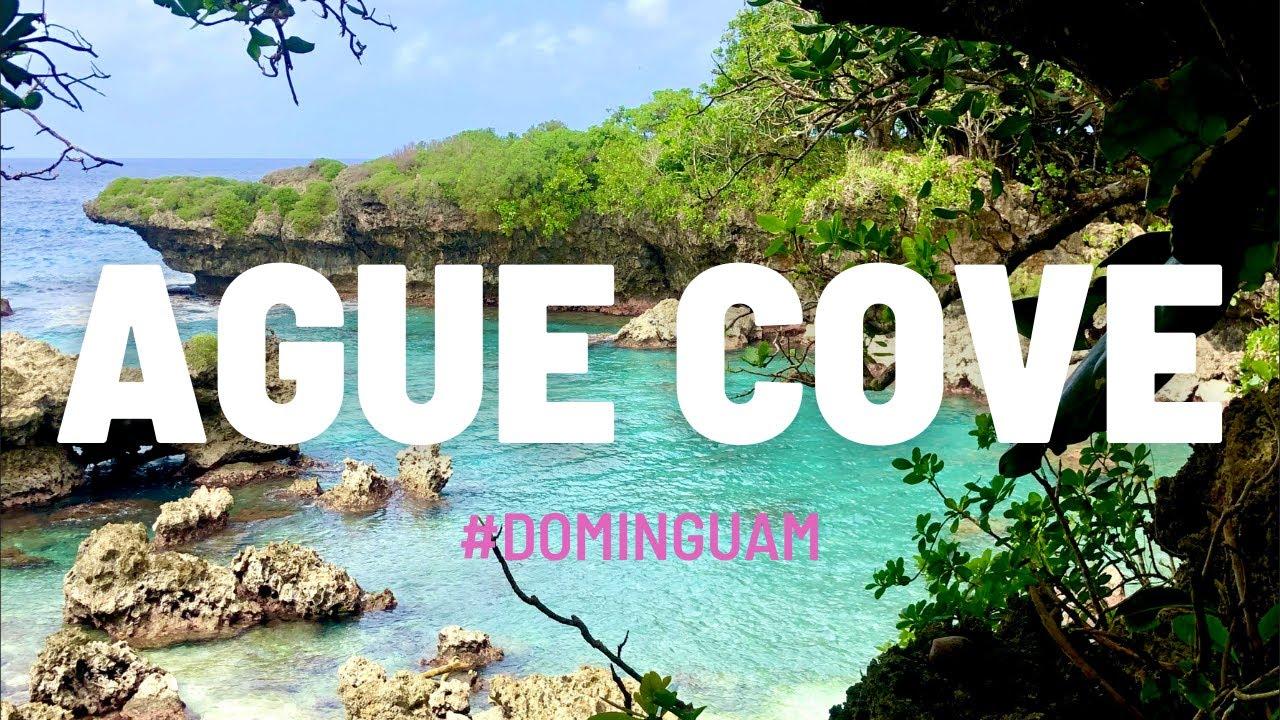 Ague Cove - GUAM HIKES   DOMATELLA