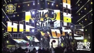 Gambar cover VH1 Hip Hop Honors - Naughty By Nature performance