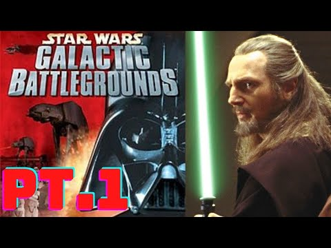 Star Wars Galactic Battlegrounds - Part 1 |