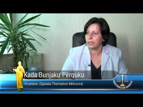 Sfidat e Gjyqesorit ne Mitrovice dhe Prizren 17.08.2014
