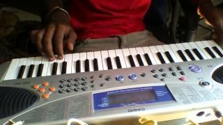how to play tum dil ki dhadkan mai on piano so easy