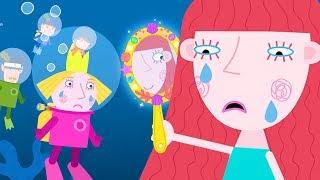 Ben e Holly Italiano  -Le Sirene! - Collezione Italiano - Cartoni Animati