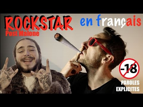 Post Malone - Rockstar (traduction en francais) COVER