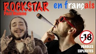 Post Malone Rockstar traduction en francais COVER.mp3