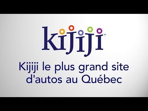 Kijiji Le Plus Grand Site D'autos Au Québec