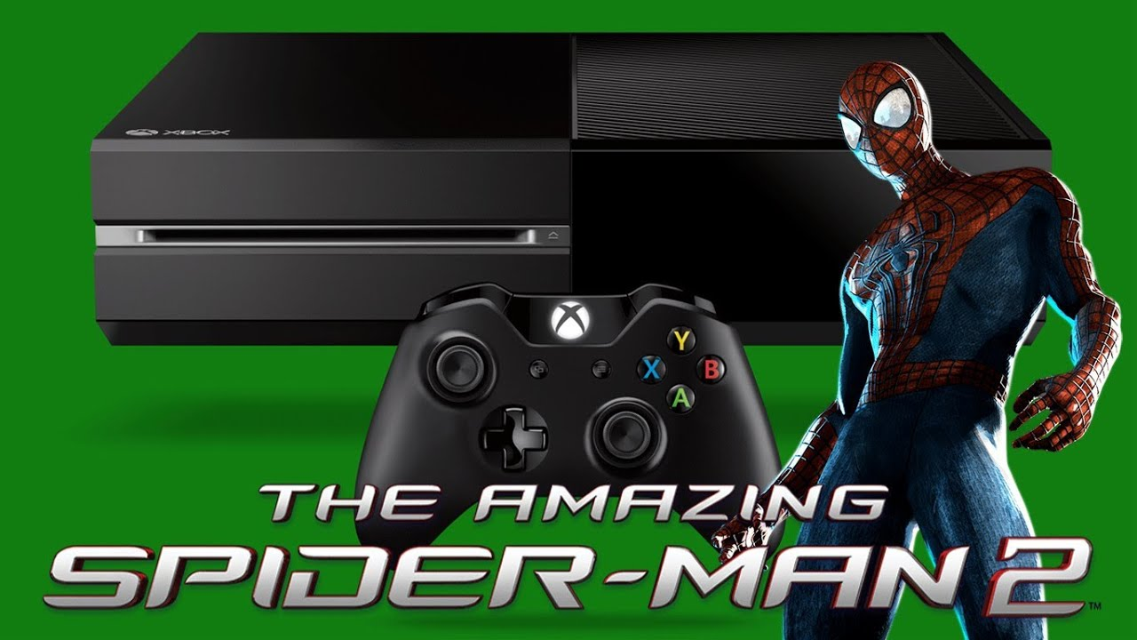 7 GB The Amazing Spider Man 2 Game Download For PC