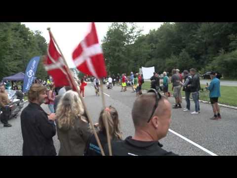 KMD IRONMAN Copenhagen race video 2013