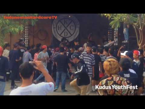 STRAIGHT ANSWER - We're Coming Back [ Cock Sparrer ] - Kudus Youth Fest 6