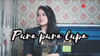 PURA PURA LUPA (MAHEN) KOPLO VERSION - COVER BY NEO SARI