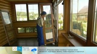 Виталий Винокуров Остекление террасы(, 2012-07-20T09:01:04.000Z)