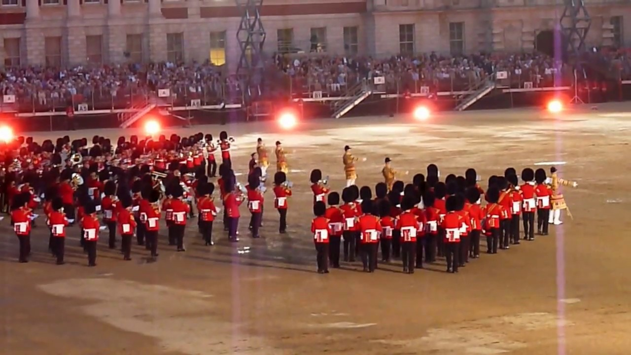 Ceremonial Events | Household Division / Beating Retreat