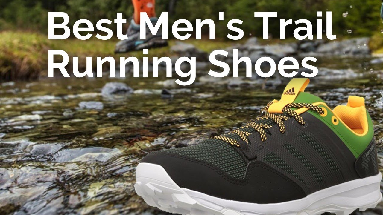 low priced b9959 78c50 Top 5 BEST Running Shoes 2019 Review - Best Trail Running Shoes for Men