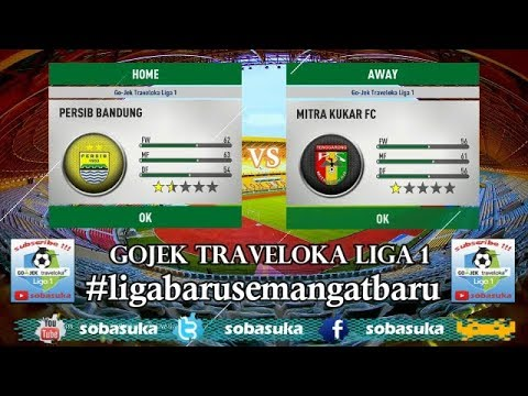 Live Streaming Persib Bandung Vs Mitra Kukar Fc Youtube