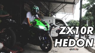 nyobain moge zx10 paling hedon se indonesia