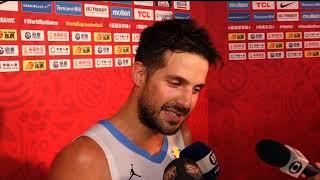 Nikolas Laprovitola Nakon Plasmana Argentine u Finale Mundobasketa   SPORT KLUB Košarka