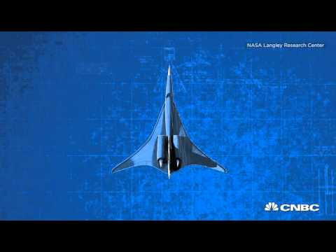 Supersonic travel is a few years away! | CNBC International