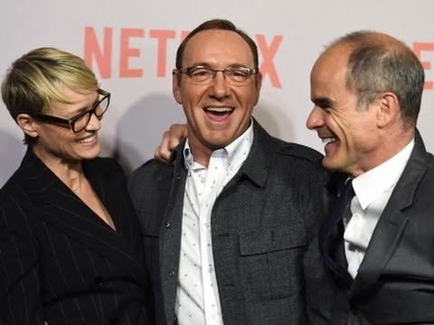 Power Mad Politics in 'House of Cards'
