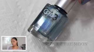 ♡ REVIEW + SWATCHES ♡ COLOR CLUB Oil Slick & Halo Hues Nail Polish Collections