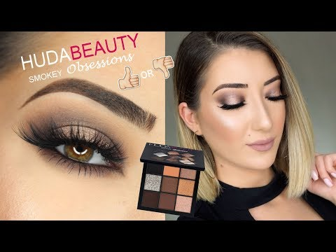 Obsessions Eyeshadow Palette (Smokey)