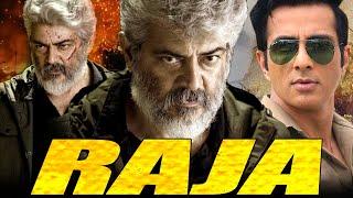 Raja Full South Indian Hindi Dubbed Movie | Ajith Kumar, Jyothika | Tamil Superhit Action Movie