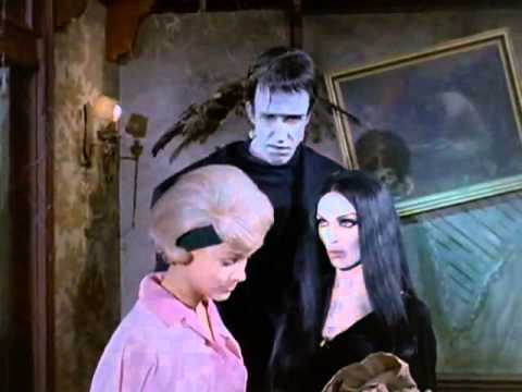 the munsters unaired pilot episode part 1flv - Munsters Halloween Episode