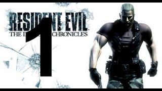 Resident Evil: Darkside Chronicles (PS3) Walkthrough - Part 1