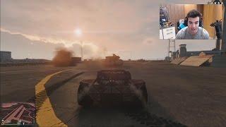EL COCHE ESCOBA! | Willyrex Y sTaXx | GTA 5 ONLINE NUEVO DLC