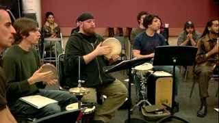Steve Smith Session 1: Zakir Hussain Workshop