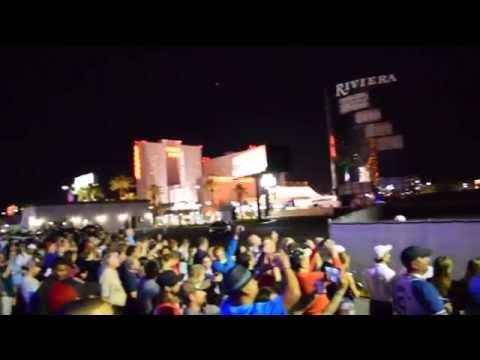 Riviera casino Implosion levels tower of Las Vegas 2016 Part 1