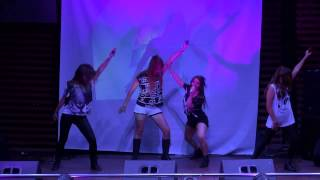NOLJA - SCREAM/ CAN´T NOBODY (2NE1) at EXTREME KPOP PARTY