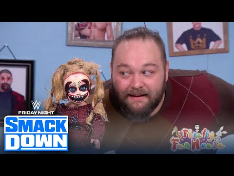 The Miz: 'I don't know what Bray Wyatt is capable of' | FRIDAY NIGHT SMACKDOWN