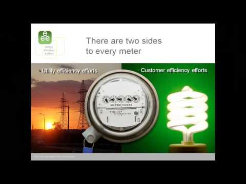 Making the Case for Energy Efficiency to Utility Companies