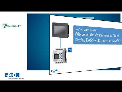 SmartWire-DT im Überblick und Handhabung in easysoft 7