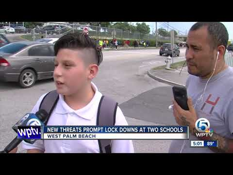 palm-beach-county-schools-put-on-lockdown-friday-because-of-threats