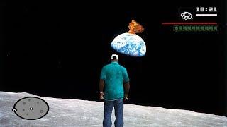 Intente Llegar a la Luna en GTA San Andreas y Esto Sucedio!!