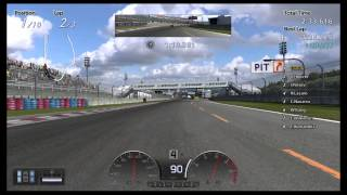 Gran Turismo 5 PS3 Gameplay with Avermedia Live Gamer HD