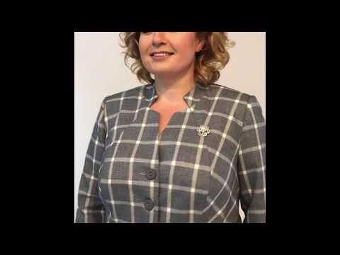 Юбочный костюм М 1059 размеры 56-60 Одежда от белорусского производителя